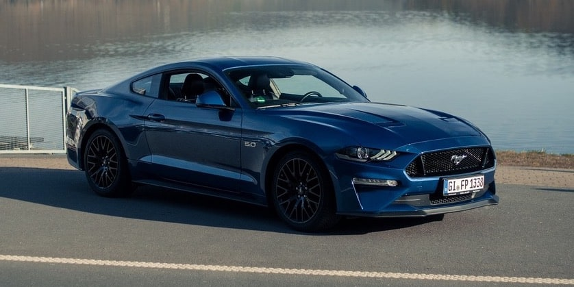 Ford Mustang mieten